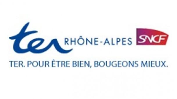 Etat du trafic TER Rhône-Alpes