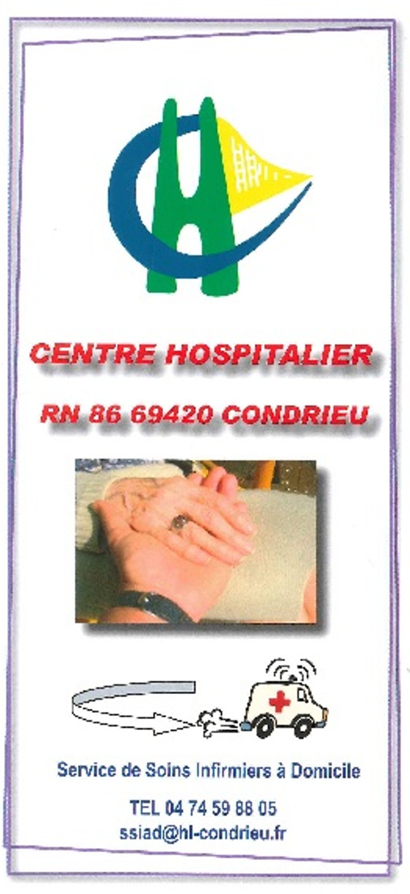 Hôpital de Condrieu