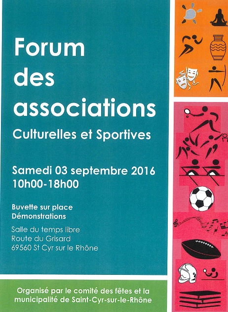 Forum association septembre 2016