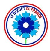 Les bleuets de France