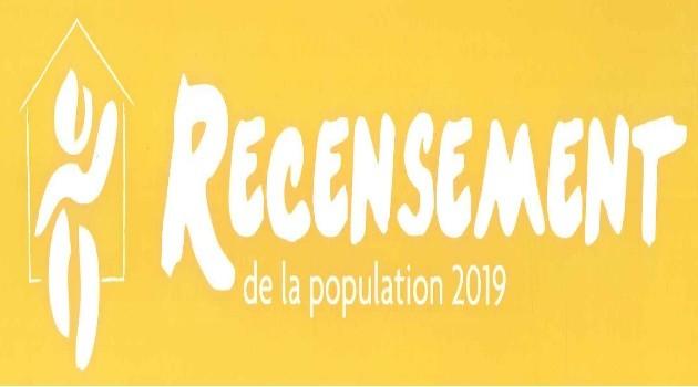 Recensement de la population – Du 17 janvier au 16 février 2019